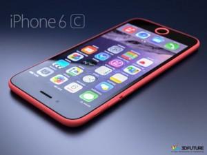 iPhone6cのコンセプト画像が公開された!
