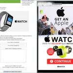 Apple Watch詐欺に注意して!無料プレゼントの手口で被害者も
