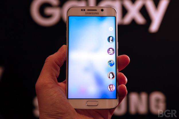 サムスンのGalaxy S6 edgeがiPhoneに似ている件・・