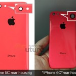 iPhone6cのリーク画像公開か?