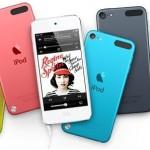 iPod touchの新モデルを2015年後半に発表するかも
