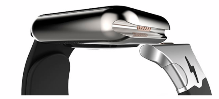 Apple Watchに搭載された「隠し6-pinポート」により充電可能に?