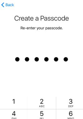 iOS9-パスコード
