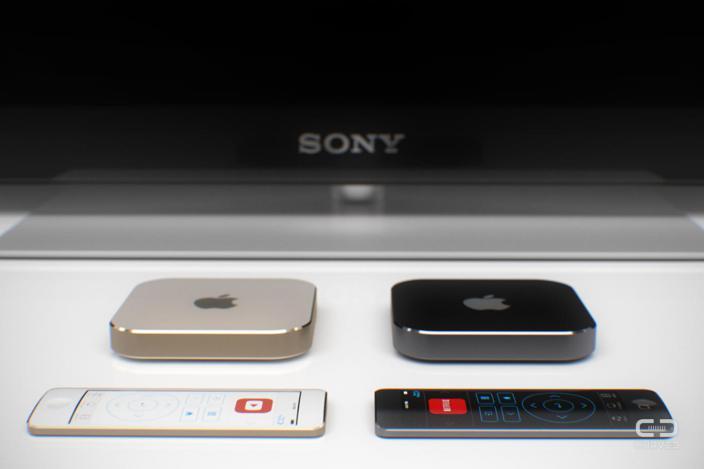 新型apple-TV