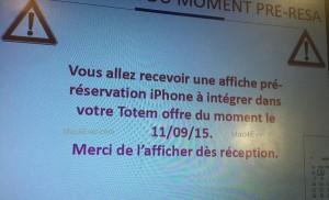 iPhone6sの予約開始日は9月11(金)からになる見込み