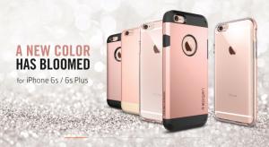 iPhone6s用ローズゴールドのケースがアマゾンで販売開始