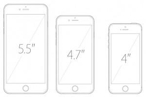 iPhone7で4インチ登場か?2種類のメモリを搭載