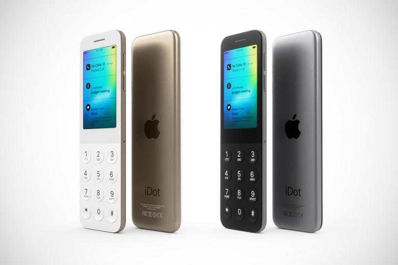 新型iPhone8?iPhoneの新しいコンセプトデザインが公開される