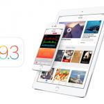 iOS9.3 betaをリリース | ナイトシフトやメモアプリのロックなどの新機能が追加