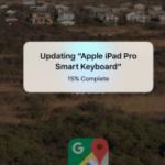 【iPad Pro】Smart Keyboard、アップデートにより接続不良が解消