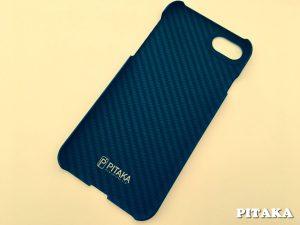 【iPhone7ケース】PITAKAのアラミド繊維ケースをレビュー!
