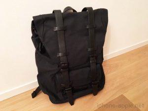 北欧スウェーデンからお洒落なバッグ「Gaston Luga Classic」が届いたぞ!PCバッグとして最適!