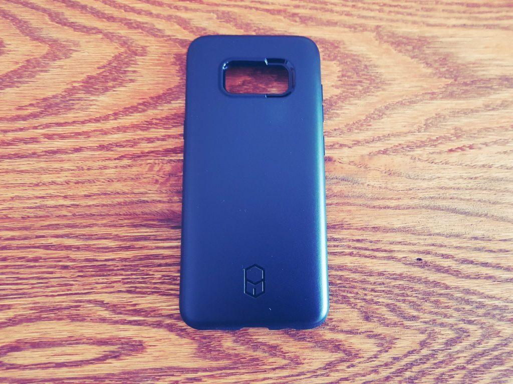 Galaxy S8のおすすめケースはこれ|シンプルで持ちやすい衝撃吸収ケース!