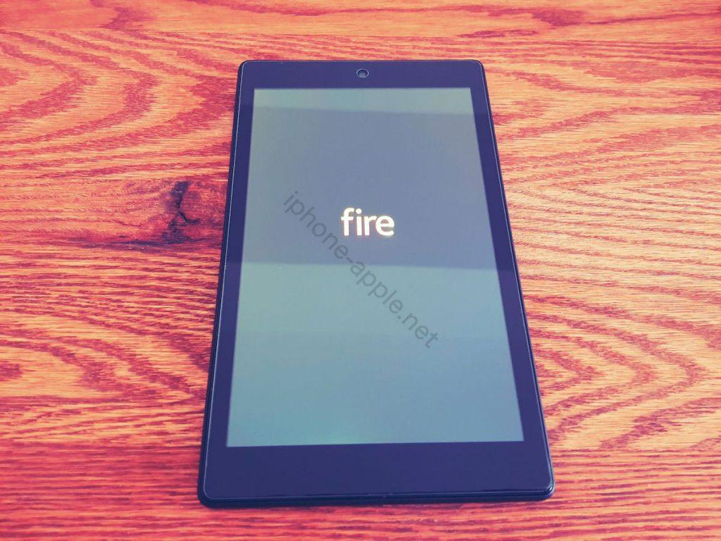 Fire HD 8 タブレット16GB 2017年モデルを評価してみる