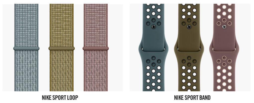 Apple Watch Nike+ の新バンドが発売されたぞ!