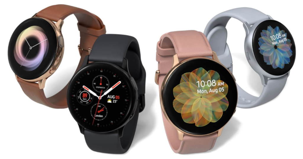Samsung Galaxy Watch Active2のスペックを紹介!